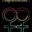 gay congratulations by chromatosis