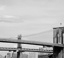 Brooklyn Bridge by AGODIPhoto