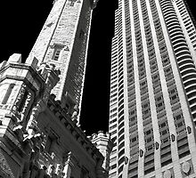 Chicago: Water Towers by Roger Passman