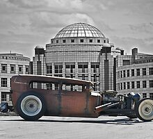 Rat Rod 'Rustomania' 3 by DaveKoontz