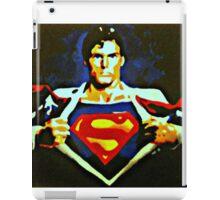 Becoming Superman iPad Case/Skin