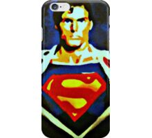 Becoming Superman iPhone Case/Skin