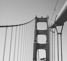 Golden Gate by Madeline  Worsham