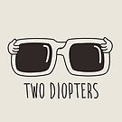 two diopters by Alexander  Medvedev