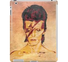 Aladdin Sane 'Rock Art' Album Cover iPad Case/Skin