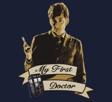 My first Doctor (Who) Tenth 10th David Tennant by dubukat