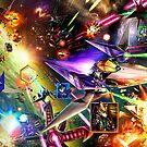The Starfox Universe: At War by LightningArts
