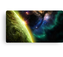 The Starfox Universe: At Peace Canvas Print