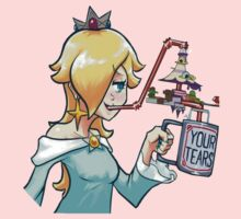 Rosalina drinks by Booshboosh