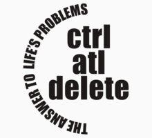 Ctrl Alt Delete by Glamfoxx