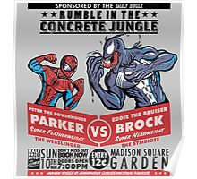 Rumble In The Concrete Jungle Poster