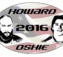 Howard Oshie 2016 by shemanski13