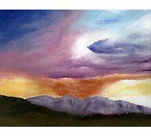 Storm Sky Photographic Print