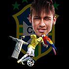 Neymar by mijumi