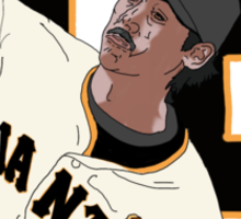 Tim Lincecum Sticker