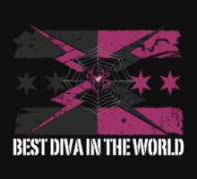 AJ Lee - Best Diva in the World by rzrb