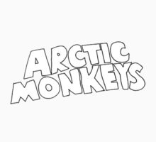 ARCTIC MONKEYS by sophialovesyou