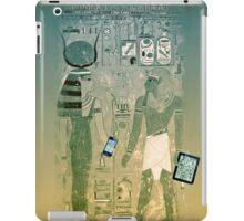 Wireless ancient Egypt iPad Case/Skin