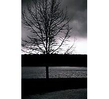 Impending Storm Photographic Print