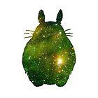 Space Star Totoro by Gaia Romei
