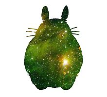 Space Star Totoro by Gaia Romei