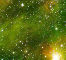 Space Star Totoro Sticker