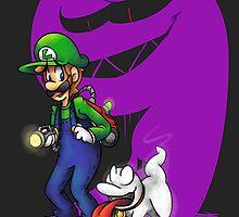 Luigi Pup by Kirafrog
