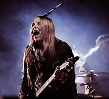 Grace Potter & Matt Burr by Natalie Ord