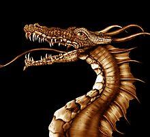 Golden Dragon by Paul Fleet
