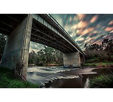 Warrandyte Bridge Photographic Print