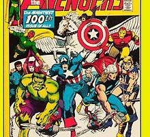 Avengers Assemble by LihLih