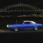 Dodge Challenger 1970 by Andrew Felton