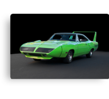 1970 Plymouth Road Runner Superbird 1 Canvas Print