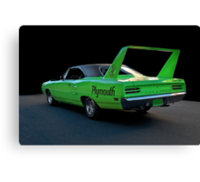 1970 Plymouth Road Runner Superbird 2 Canvas Print