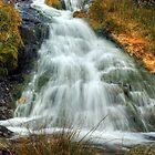 Waterfall in Eskdale by Jamie  Green