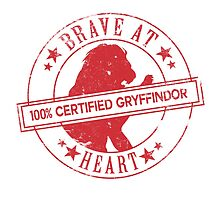 Hogwarts Certified - Gryffindor by whitebalanced