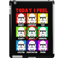 Clone emotions iPad Case/Skin