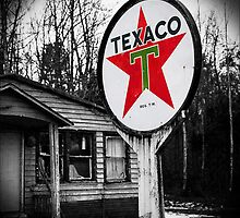 trust texaco by Lenore Locken