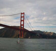Golden Gate by NuttyTwitchy22