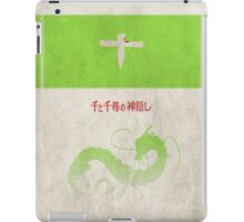Ghibli Minimalist 'Spirited Away' iPad Case/Skin
