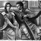 Tristan and Isolde by David J. Vanderpool