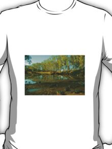 River in drought T-Shirt