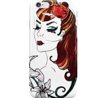 Rox and Lilies iPhone Case/Skin