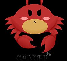 Zodiacs-Cancer  by AmatsuCat