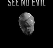 """See no evil"" Lee Sin design by jayman1998"