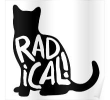 Radical Cat Poster