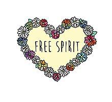 Free Spirit Daisies Photographic Print