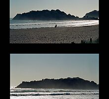 Mount Maunganui Beaches II by Tleighsworld