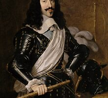 King Louis XIII of France by PattyG4Life