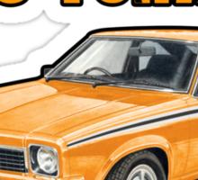 Holden LX SS Torana in Papaya Sticker